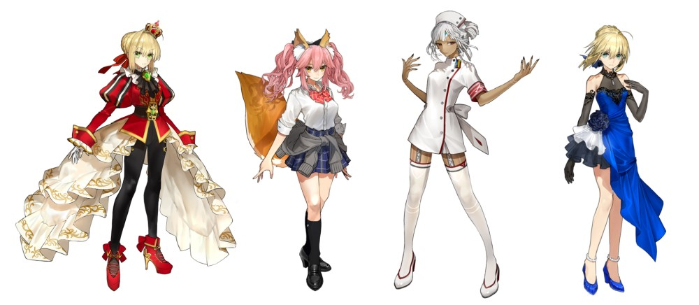 《FATE/EXTELLA Best Collection》NS版推出 含繁体中文