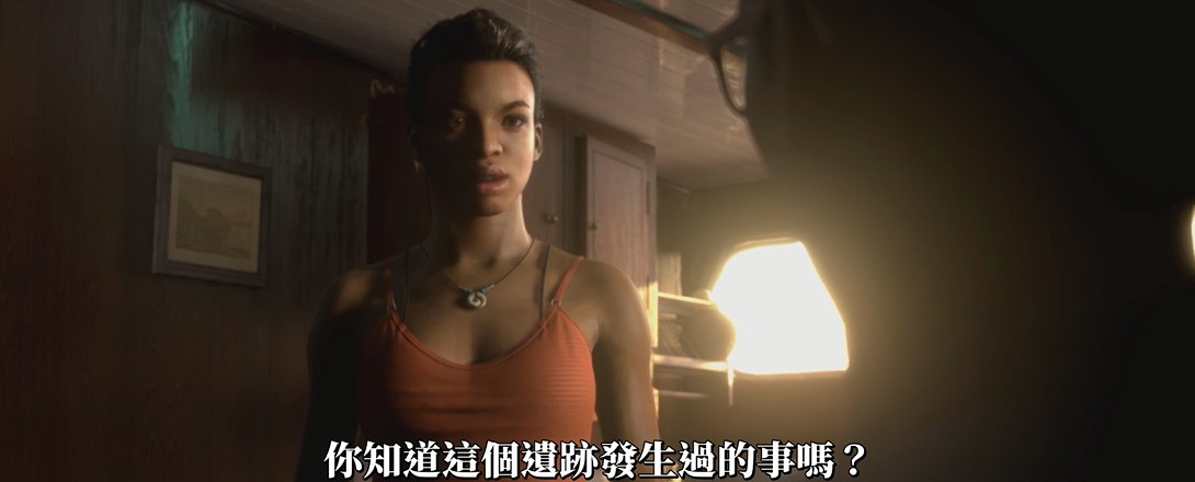 生死难定!万代恐怖游戏《棉兰之人》最新中文预告
