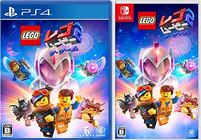 名为游戏!《乐高大电影2》游戏版19年3.28日登陆PS4/NS发售