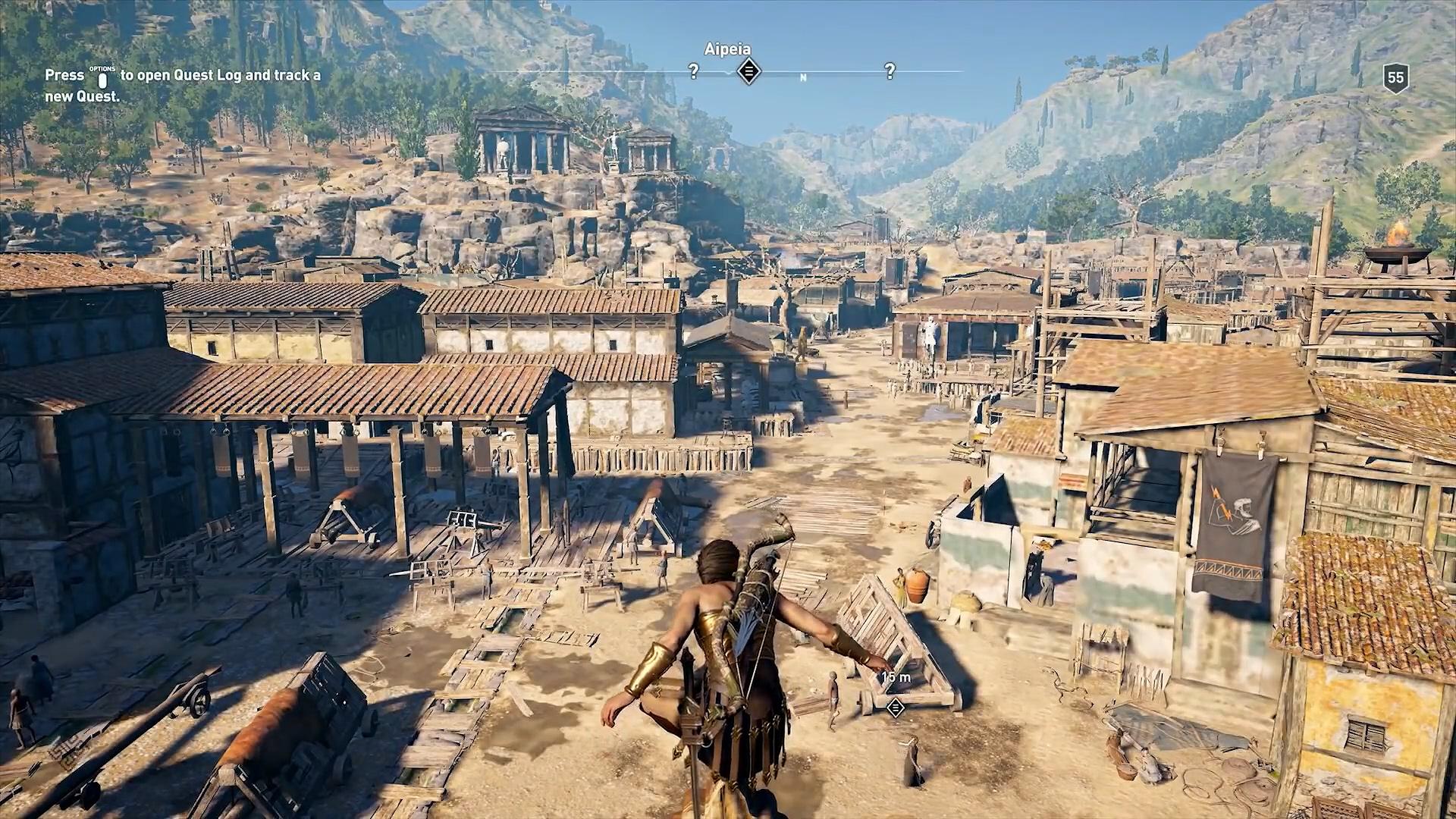 制作人谈如何打造《刺客信条:奥德赛》优秀的游戏世界