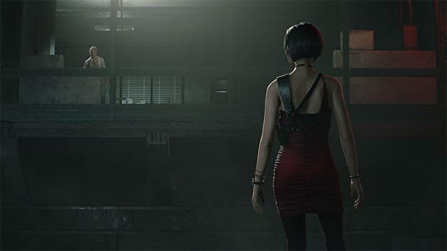 《生化危机2:重制版》宣传企划 神秘女性艾达・王介绍