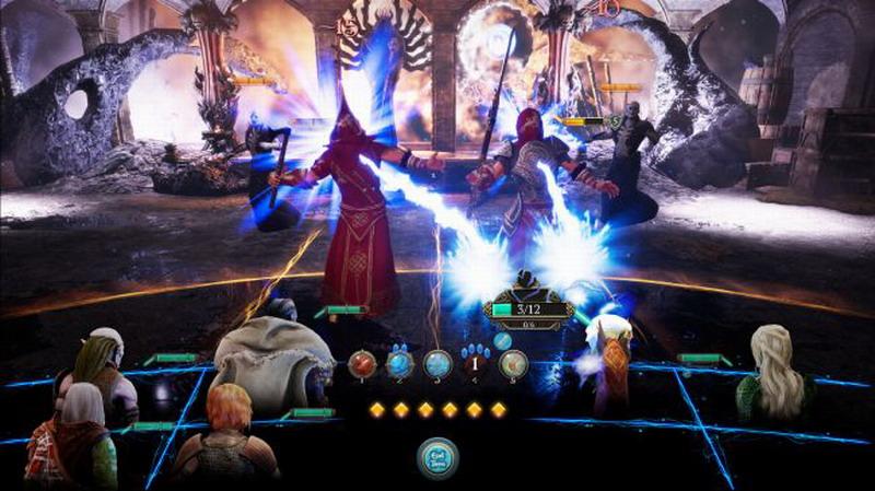 《冰城传奇4》将加入新地下城皇室墓地 Boss战有挑战性