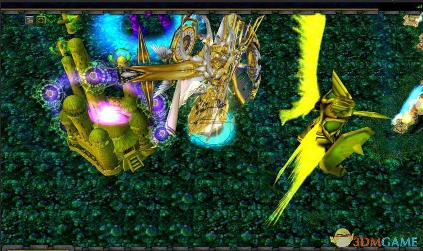 《神幻魔镜·神王的背叛》v10.4[war3地图]