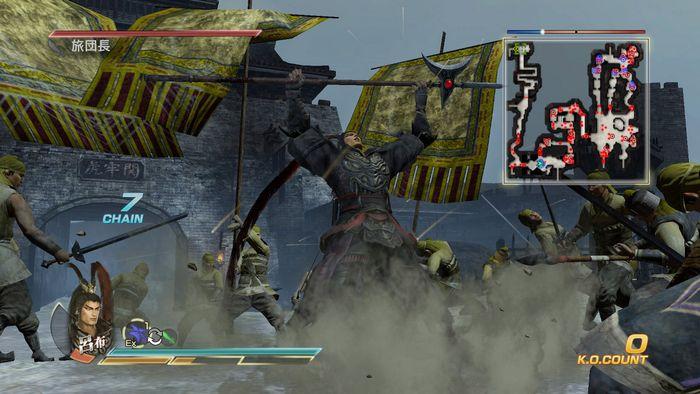 《真三国无双7•猛将传DX》Switch版-迷你酷-MINICOLL