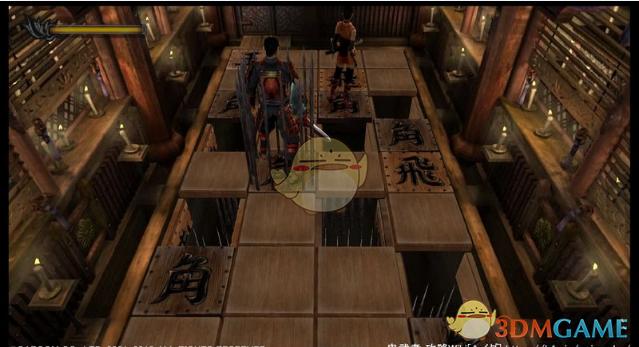 《鬼武者HD复刻版》将棋谜题破解步骤分享