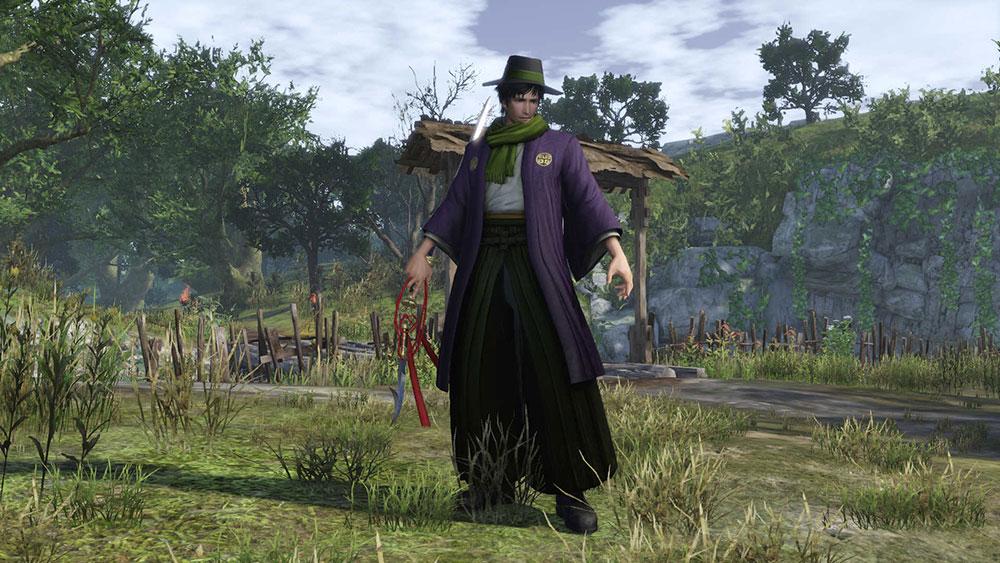 又一波高质量时装来袭!《无双大蛇3》最新收费DLC上线