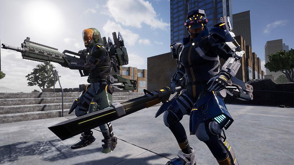 <b>同步进化!PS4《地球防卫军:铁雨》最新兵种与怪物情报公开</b>