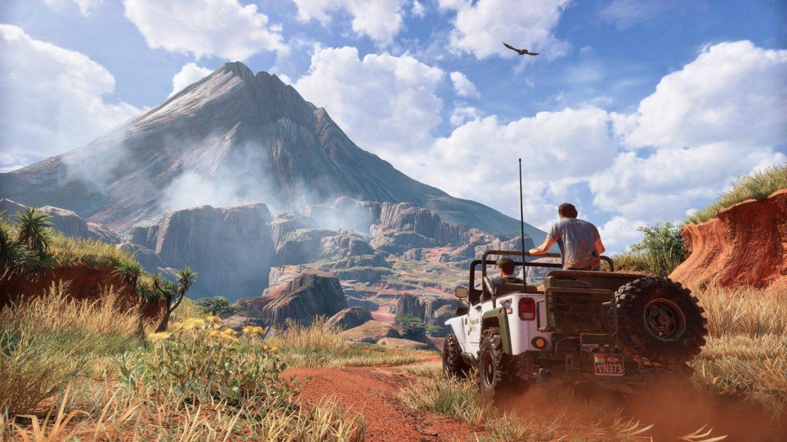 《神秘海域》新作?索尼圣迭戈工作室正在打造一个第三人称动作冒险游戏
