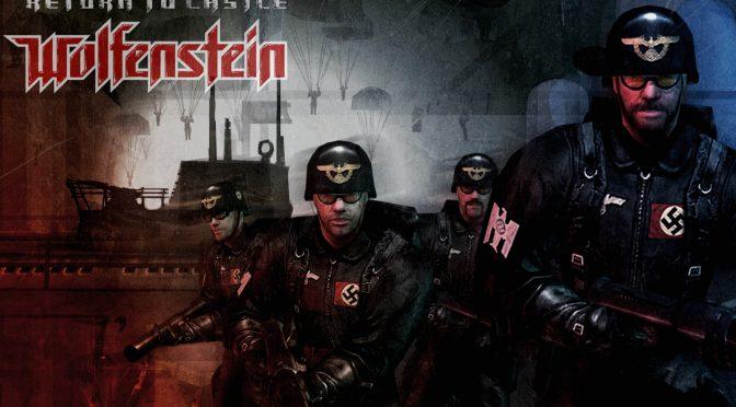《重返德军总部》ESRGAN技术HD材质更新补丁发布