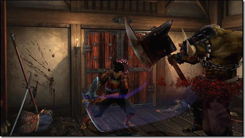 <b>《鬼武者HD复刻版》Switch/PS2版对比 画面效果提升</b>