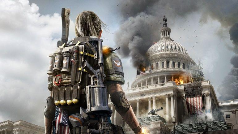 《全境封锁2》游戏分级曝光 和前作一样仍然少儿不宜