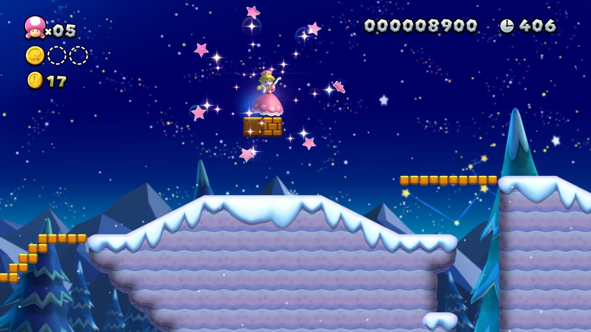<b>库巴姬梦碎 任天堂确认只有奇诺比姬能戴超级皇冠</b>