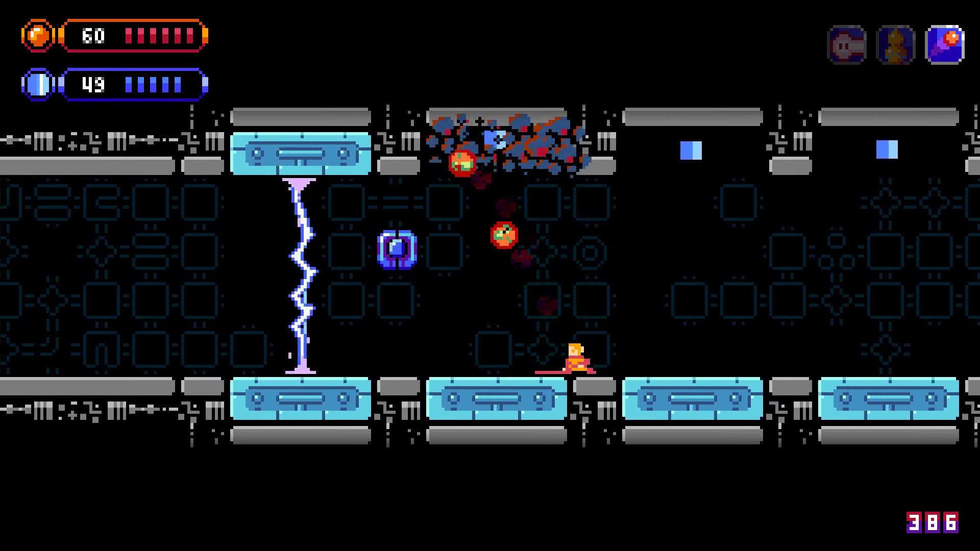 国产横版动作游戏《孙悟空大战机器金刚》上架Steam
