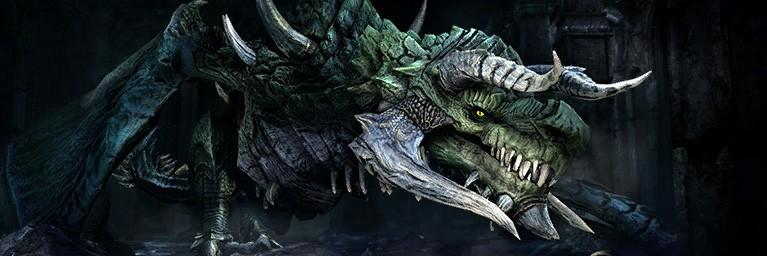 《上古卷轴OL》将推出新资料片 包含新区域新敌人龙