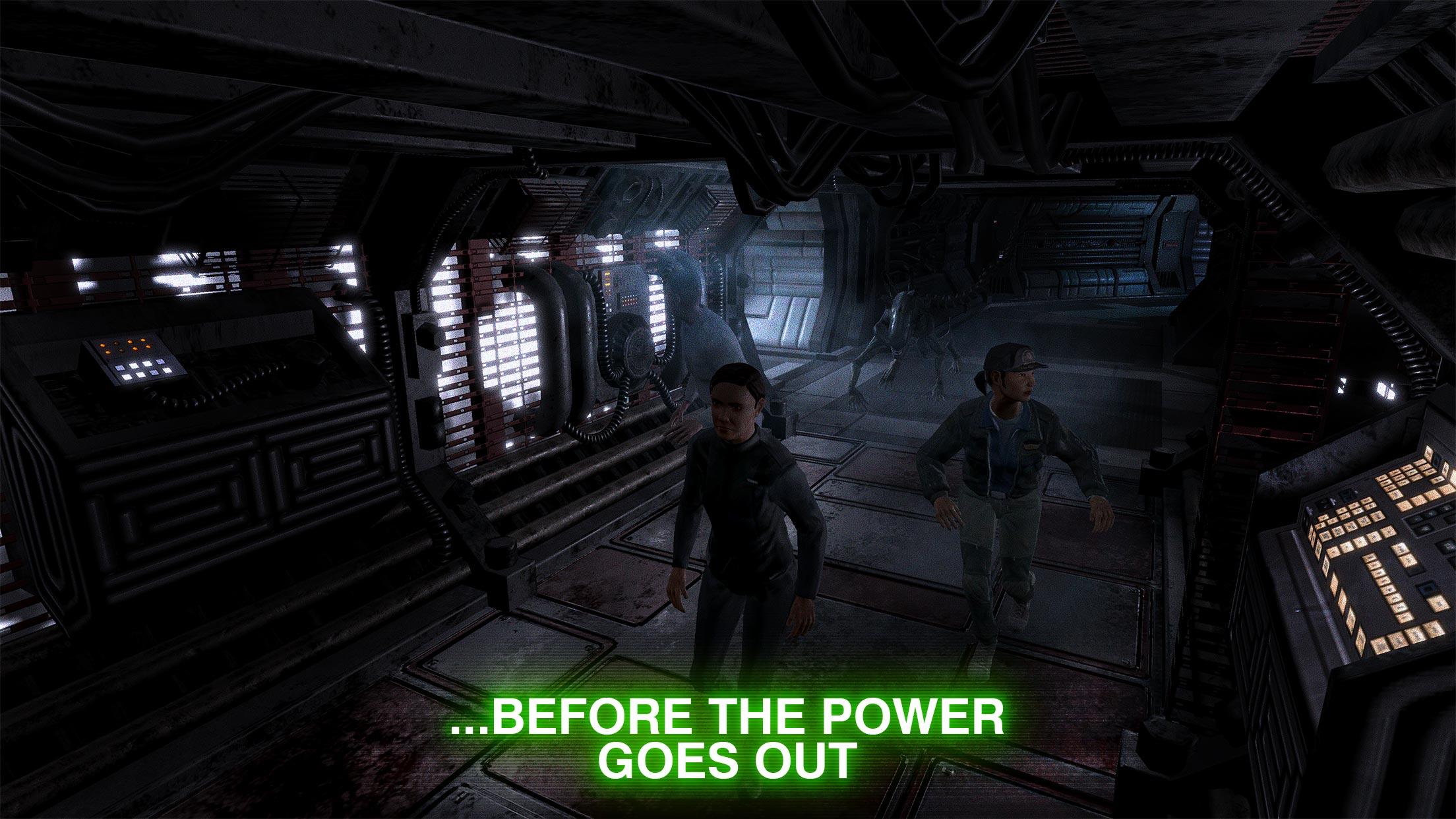 官方正式公布《异形:断电》 但这只是一款手游