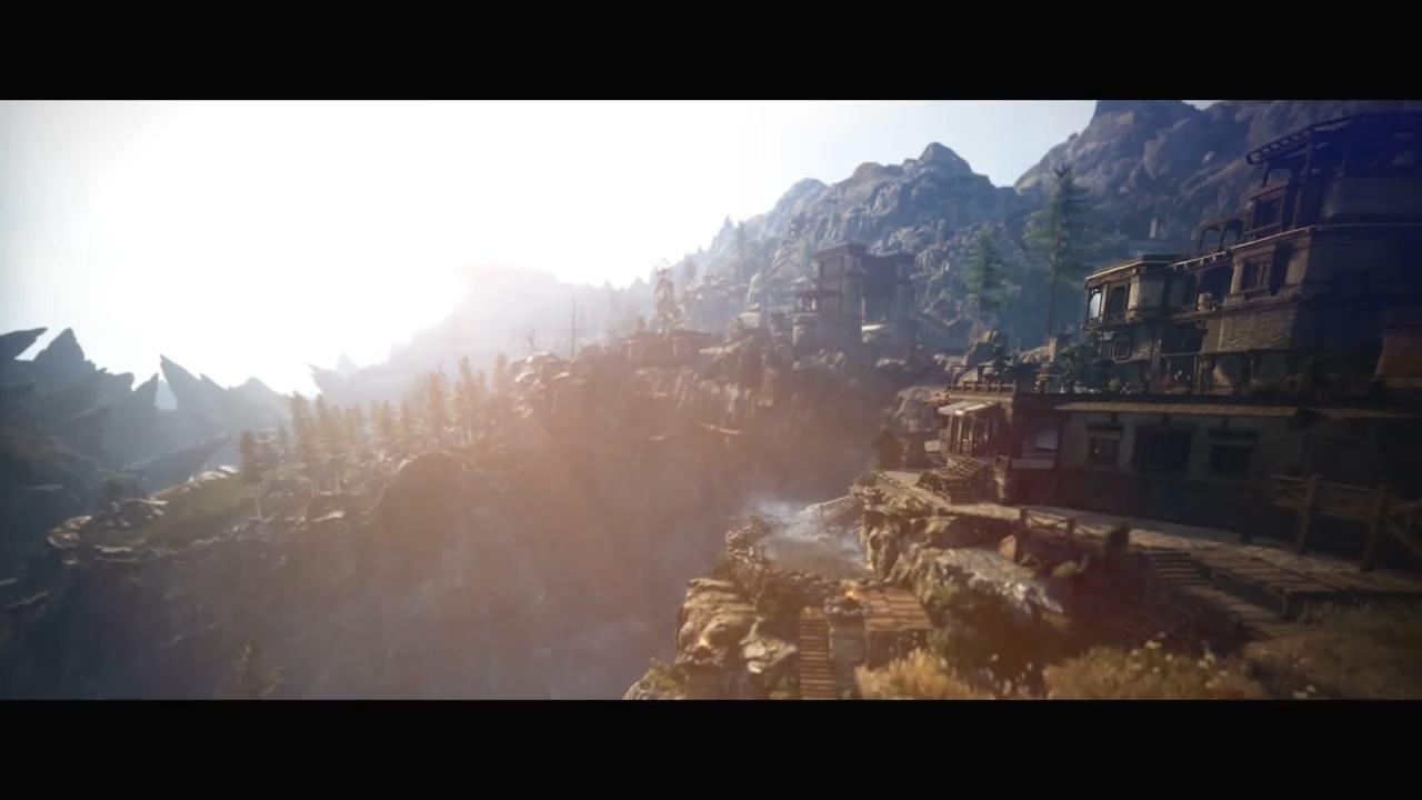 《黑色沙漠》Xbox One版发售日确定 终极版100美元