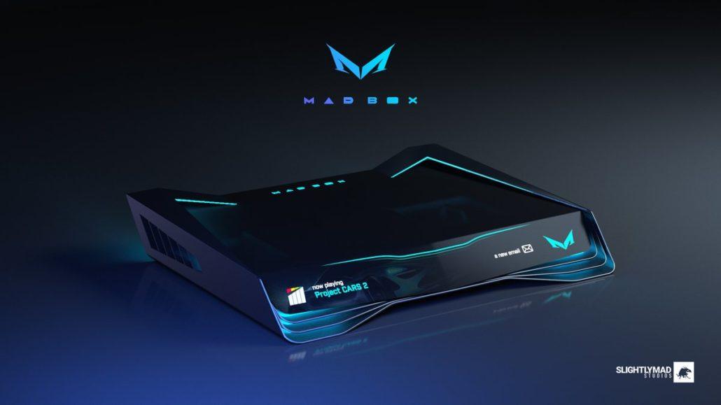 为推广Mad Box厂家将为选定之人送出终身免费游戏