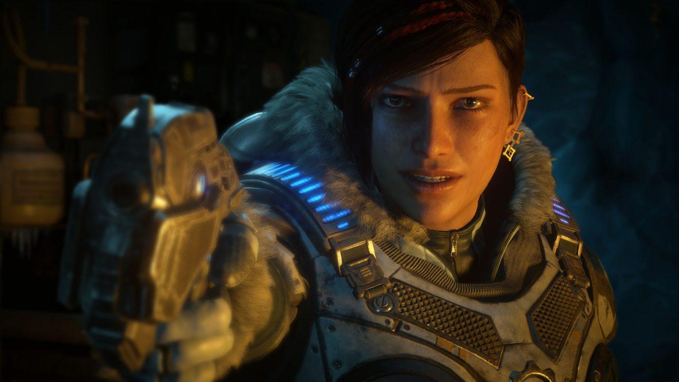 雷蛇确认XboxOne《战争机器5》支持键鼠操作