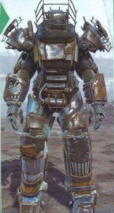 《辐射76》掠夺者动力装甲性能评测
