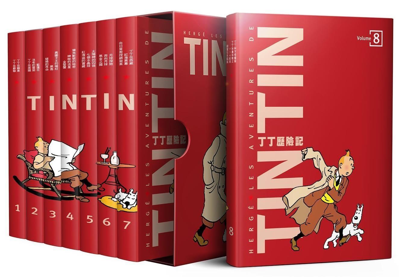 童年回忆《丁丁历险记》90周年推出台版典藏纪念合集