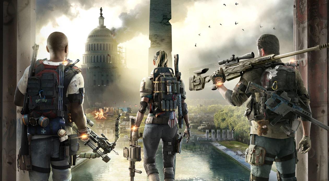 PC版《全境封锁2》放弃STEAM转投EPIC商城