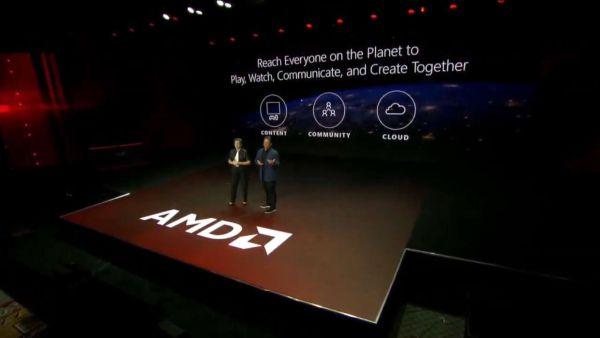 微软确定与AMD继续合作打造下一代Xbox游戏机
