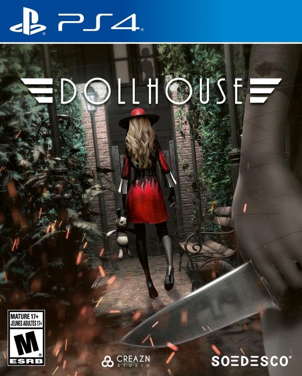 小妹妹被追杀 恐怖游戏《玩具屋》2019年登陆PC