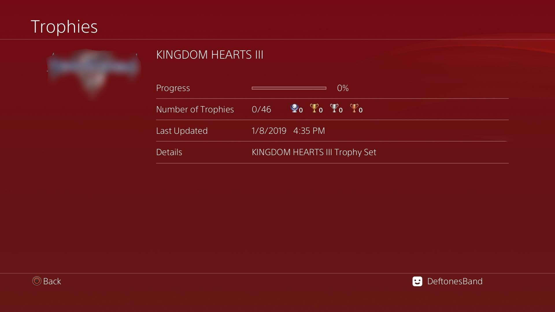 《王国之心3》全奖杯列表流出 解锁条件一览