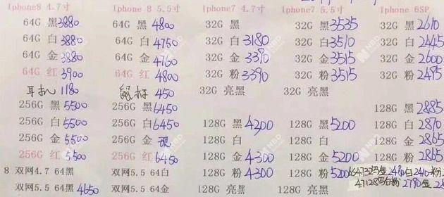 iPhone新一轮降价表来了!国行渠道价最高降450元