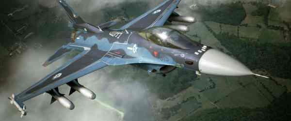 《皇牌空战7》 新宣传片展示多人模式狗斗激战
