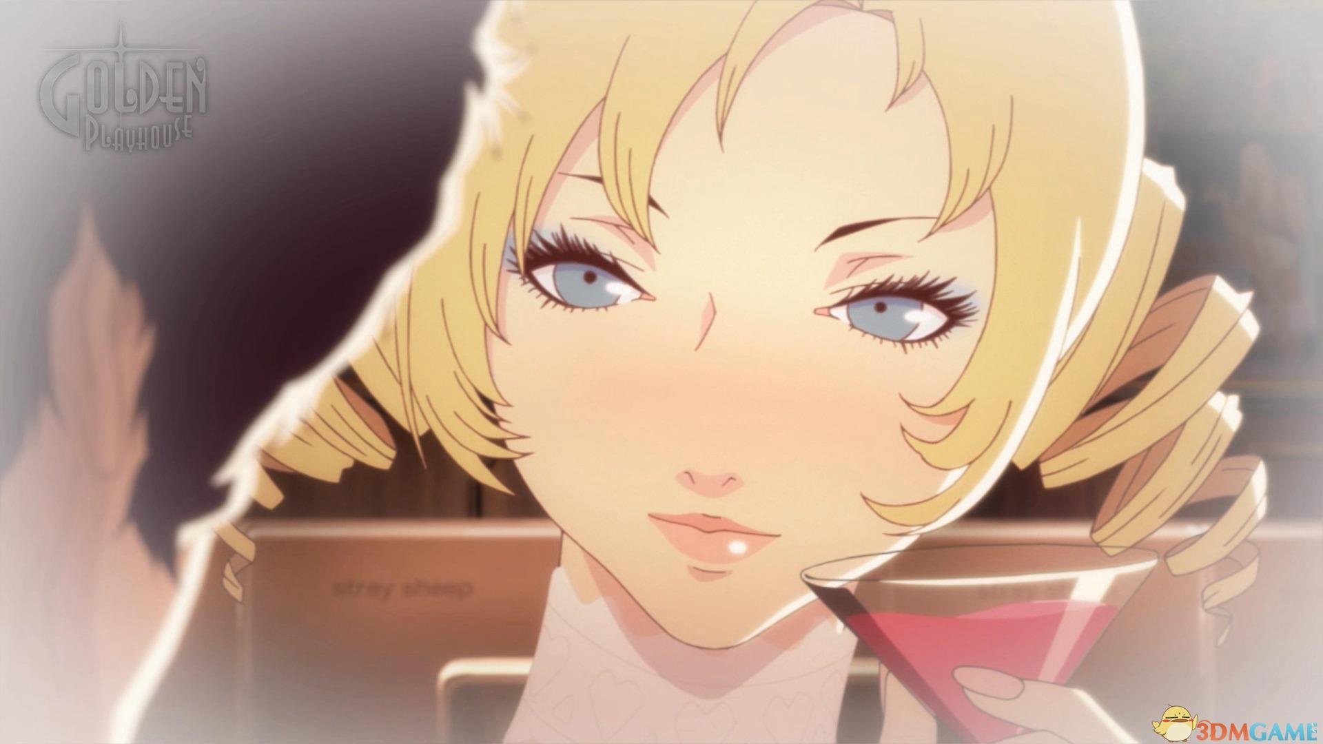 《凯瑟琳:经典版》免安装版下载 少儿不宜的推箱子