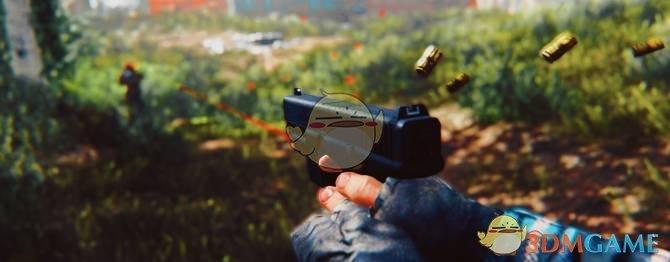 《辐射4》格洛克P80手枪MOD