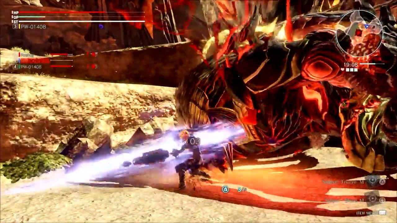 四人组团杀巨兽!IGN发布《噬神者3》最新实机演示