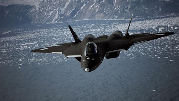 最新战机《皇牌空战7》战机介绍视频第12部Su-57展示