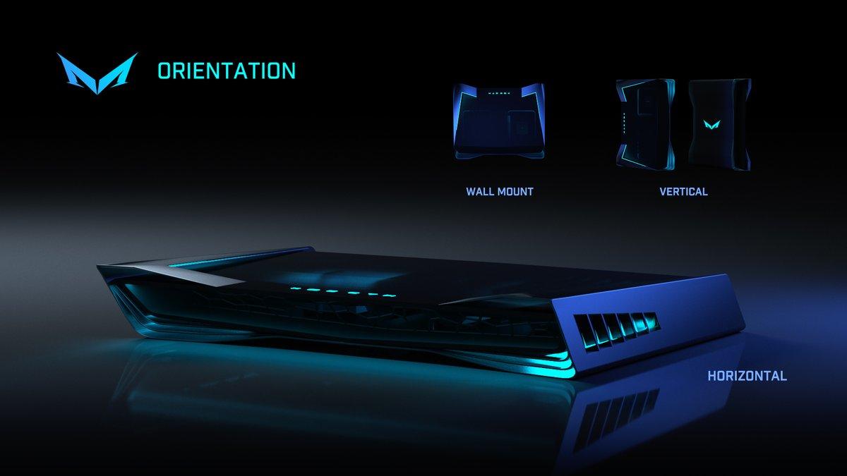 《赛车计划》工作室的新主机Mad Box又双叒改设计了