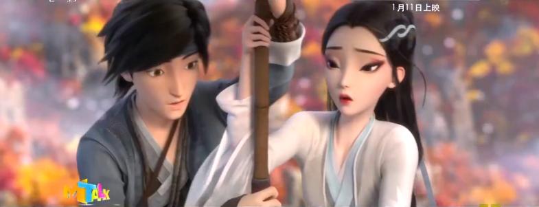 央视电影频道热评寒假档动画电影 2部日本名作值得观看