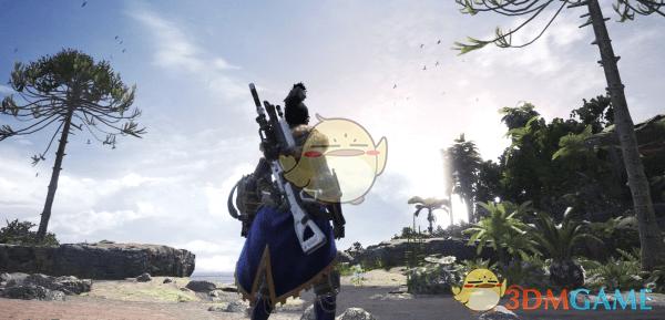 《怪物猎人:世界》狙击枪重弩MOD