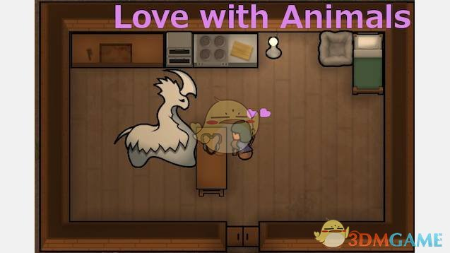 《边缘世界》允许和动物结婚v1.0 MOD