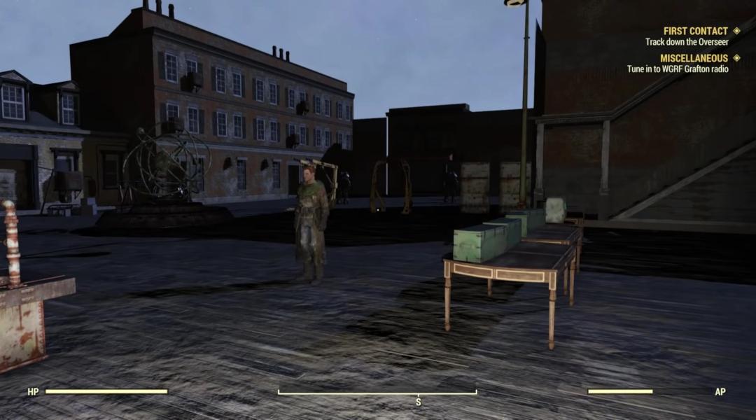 《辐射76》秘密房间存放测试道具 玩家闯入后被封号