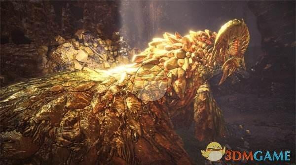 《怪物猎人:世界》绚辉龙LV1破角心得攻略