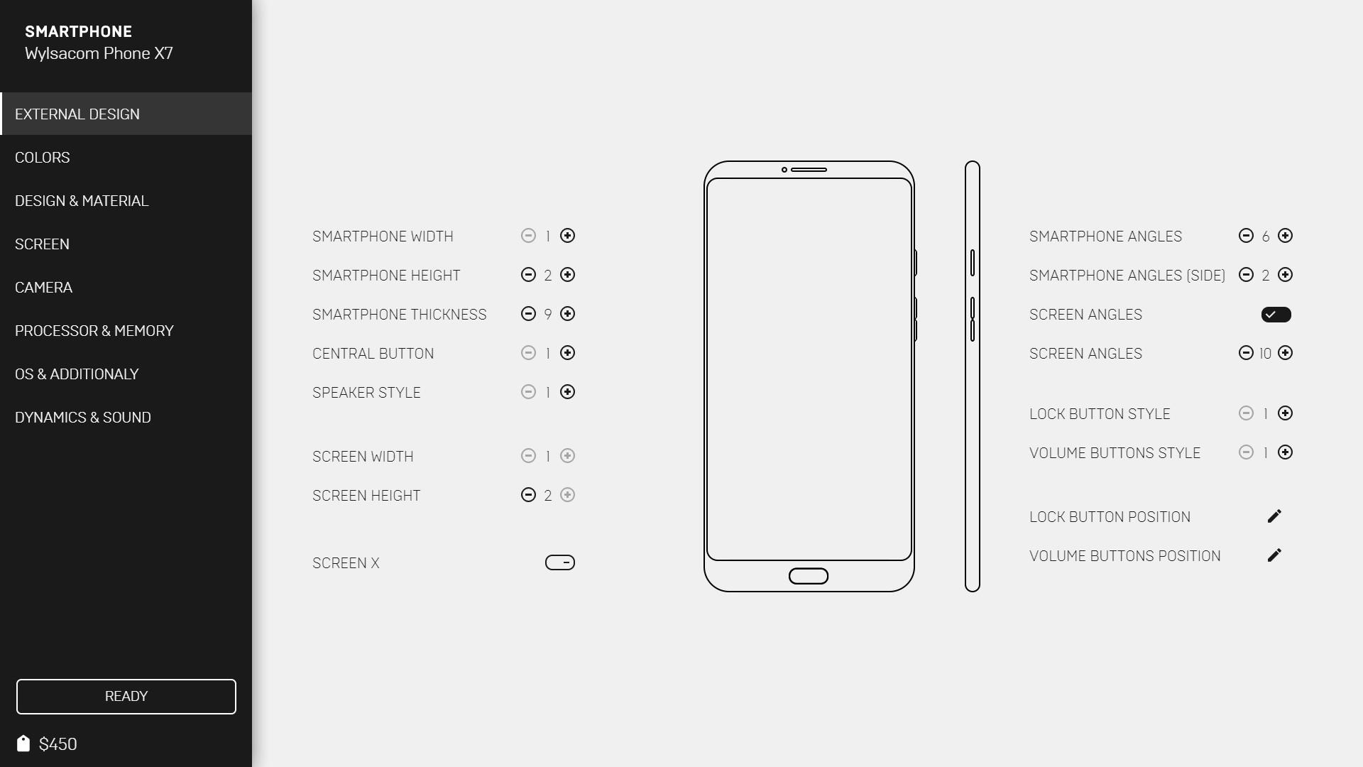 Steam新作《智能手机大亨》 让你开公司自己设计手机