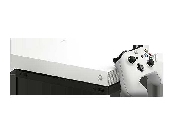 国行Xbox One X冰雪白及渐变金特别版披露 正式开售
