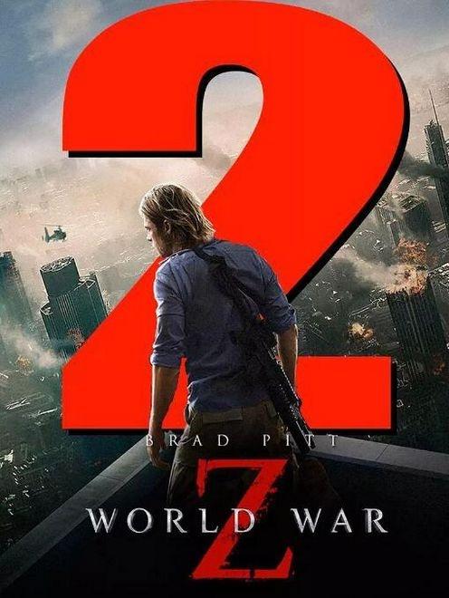 《僵尸世界大战2》将拍 大卫·芬奇与皮特再合作