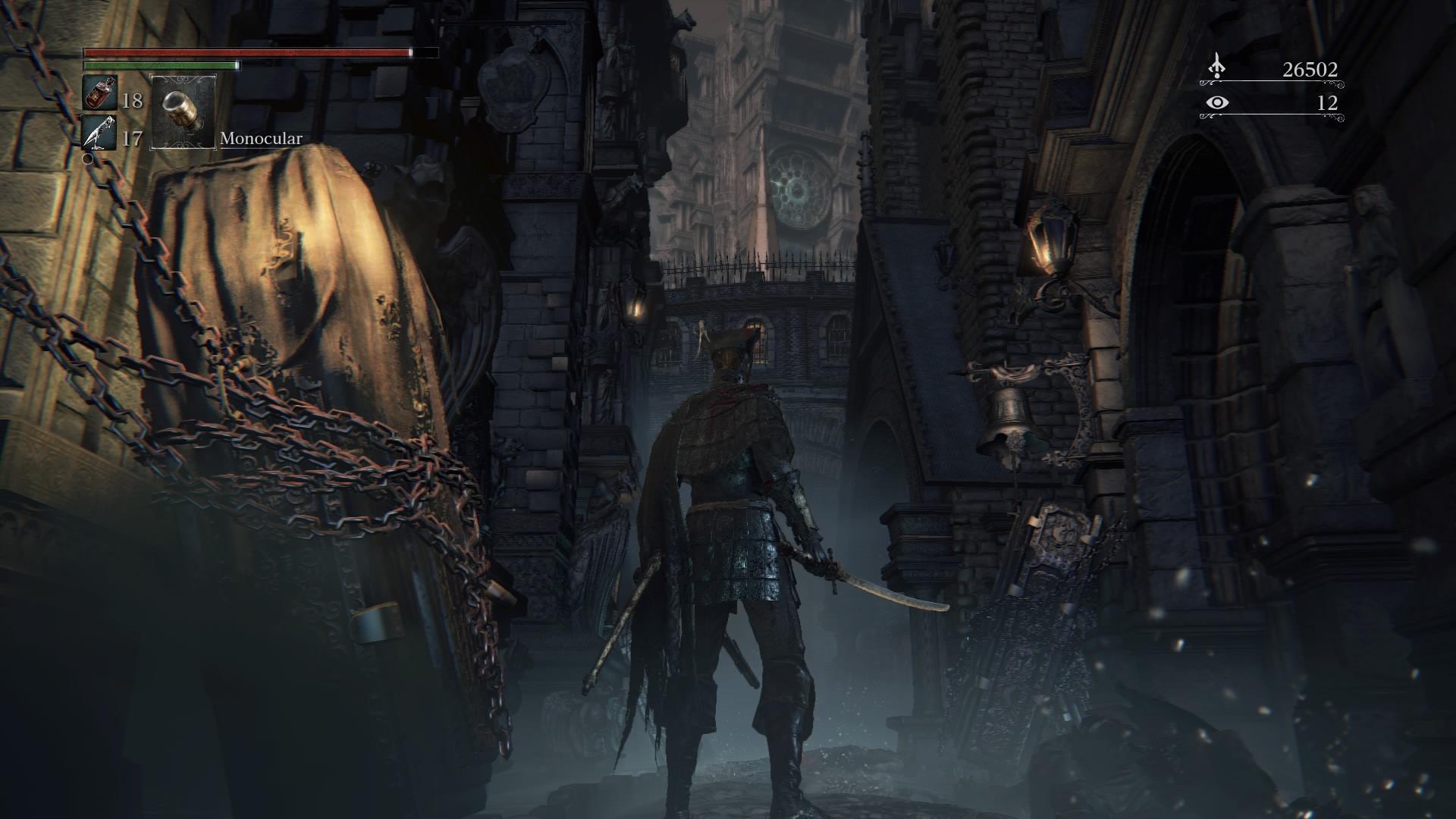 血源诅咒 Bloodborne - 叽咪叽咪 | 游戏评测