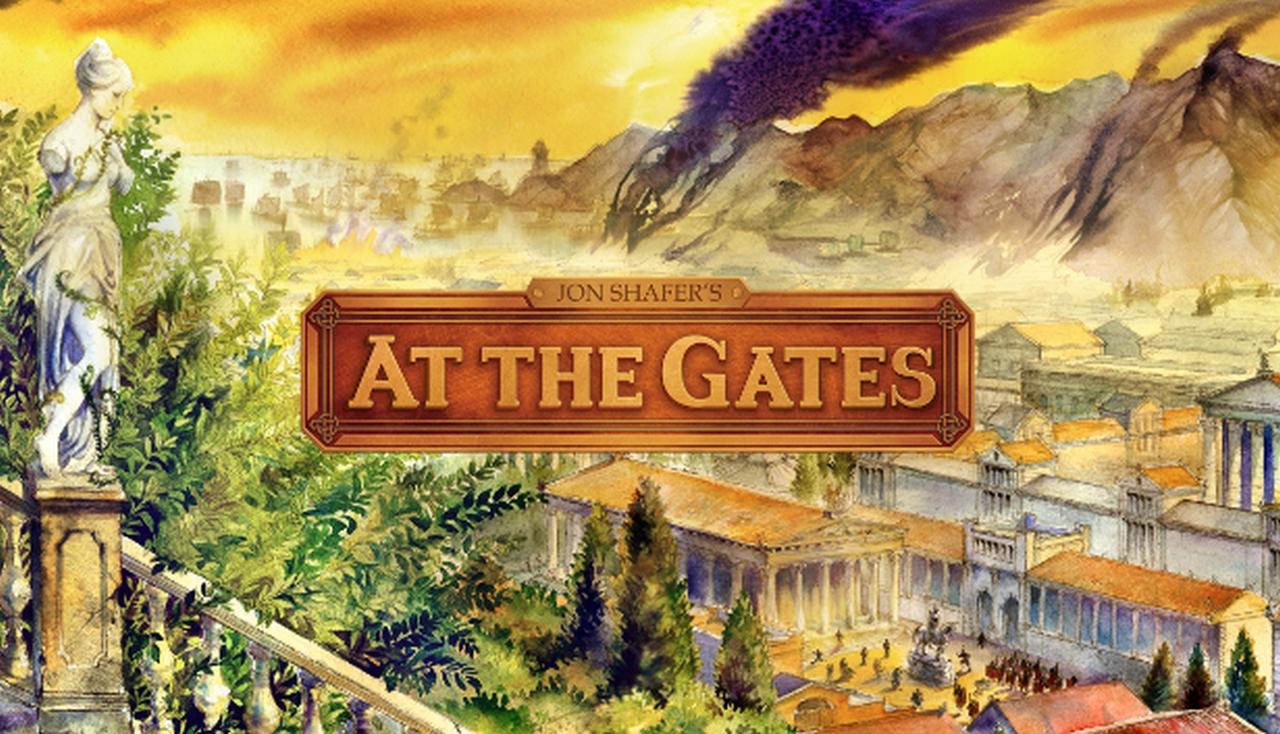 熟悉的味道 文明5设计师新作《At the Gates》即将发布