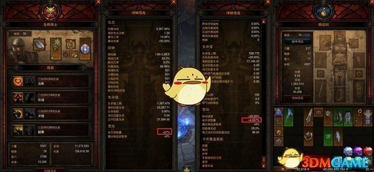 《暗黑破坏神3》金币装一览 速刷金币配备引荐