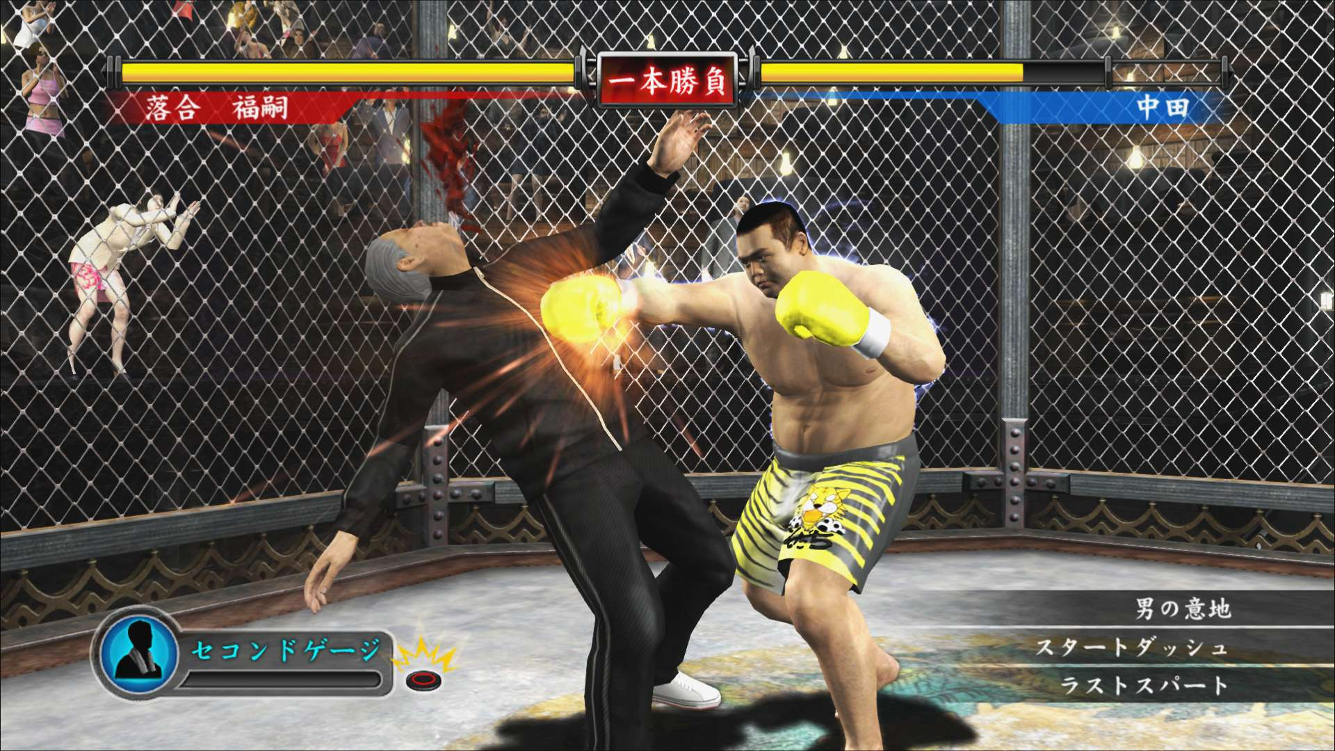 打造最强格斗家!PS4版《如龙4:传说的继承者》新格斗家育成系统