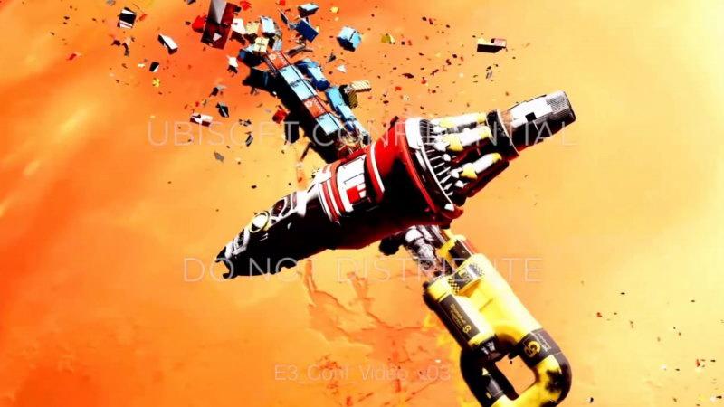 悲剧 《看门狗2》中爆料的育碧科幻新作《先锋》被取消
