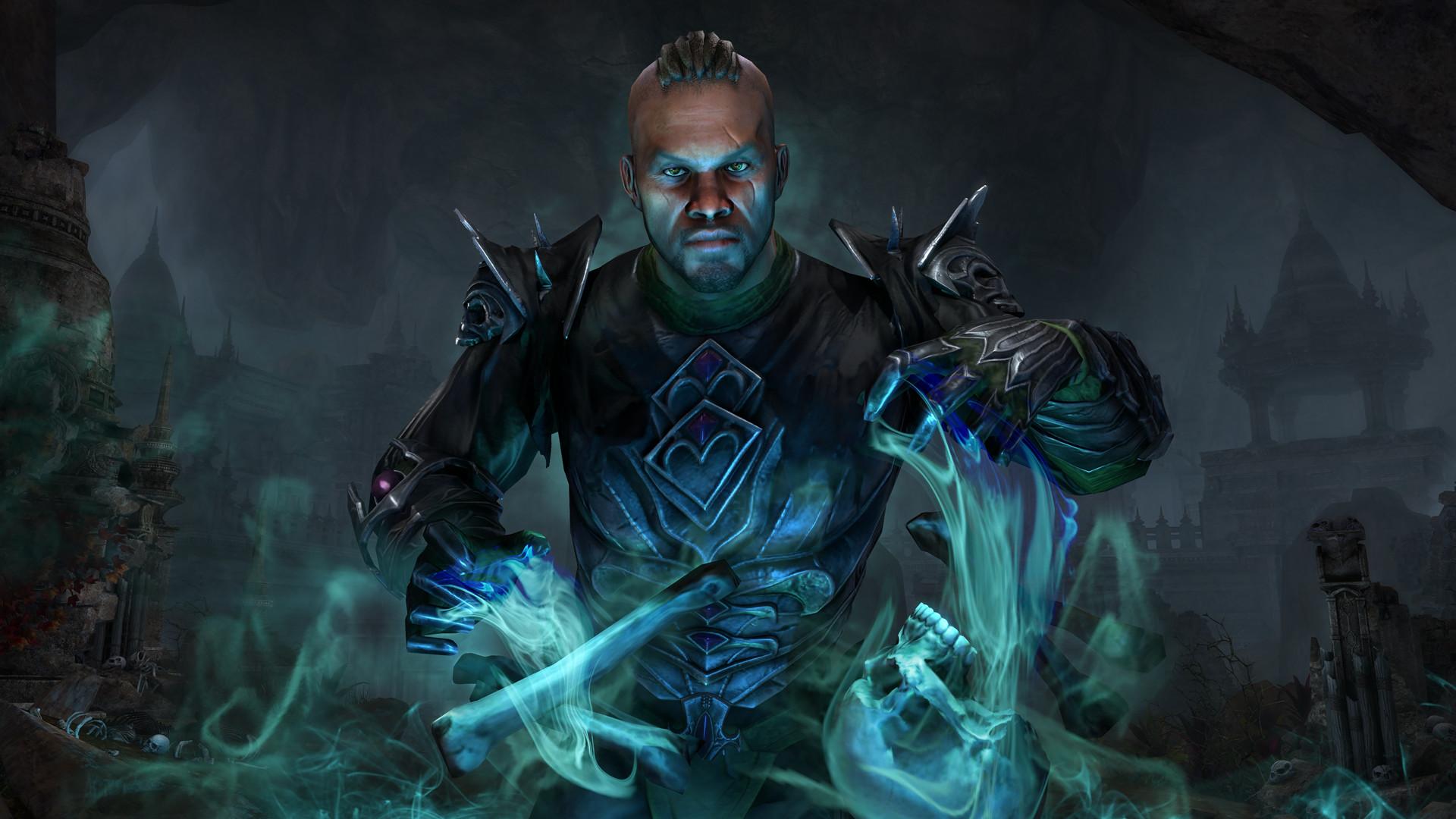 上古卷轴OL The Elder Scrolls® Online: Tamriel Unlimited™ - 叽咪叽咪 | 游戏评测