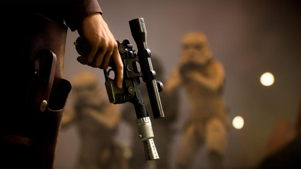 《星战》被取消惹不满 EA回应称正全力打造更多《星战》游戏